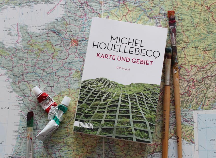 Galerie zum Buch «Karte und Gebiet»