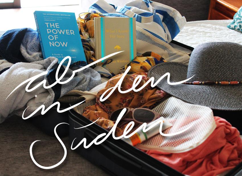 Bild von «Ich packe meinen Koffer und nehme mit»