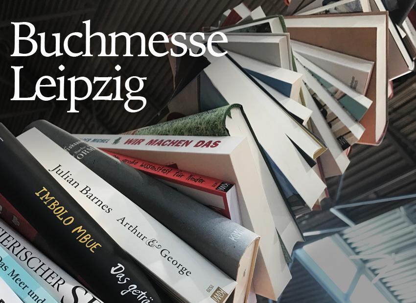 Bild von «Buchmesse Leipzig»