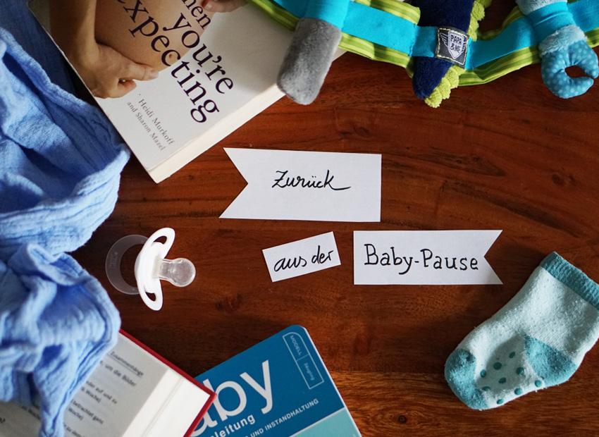 Bild von «Zurück aus der Baby-Pause»
