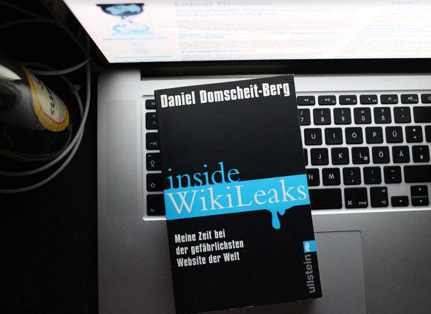 Foto von Inside WikiLeaks