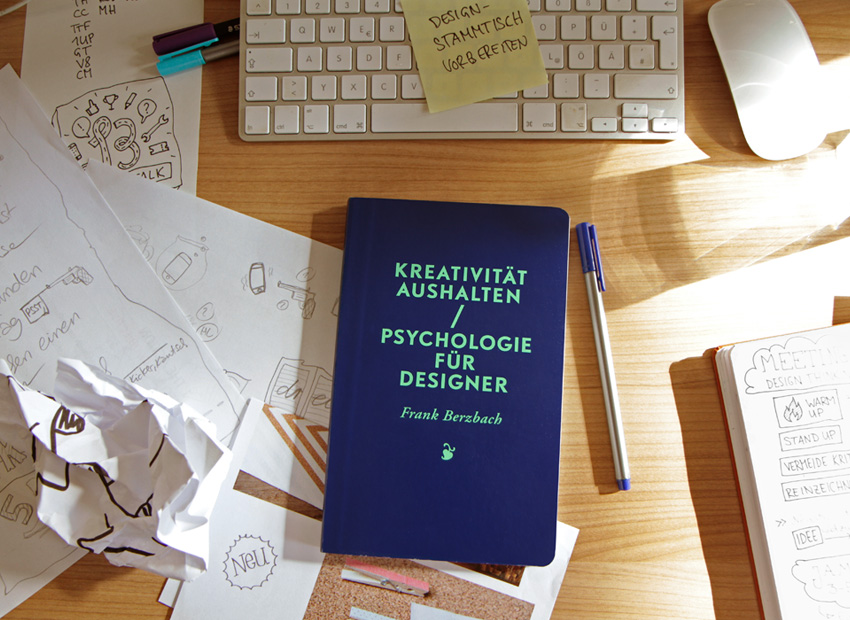 Galerie zum Buch «Kreativität aushalten / Psychologie für Designer»