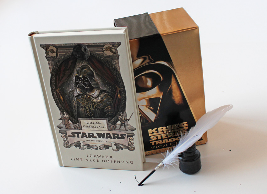 Galerie zum Buch «William Shakespeares Star Wars»