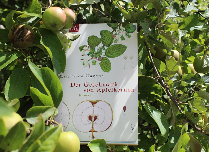 Galerie zum Buch «Der Geschmack von Apfelkernen»