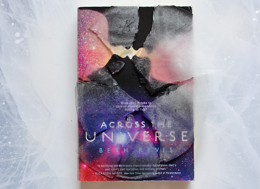 Galerie zum Buch «Across the universe»