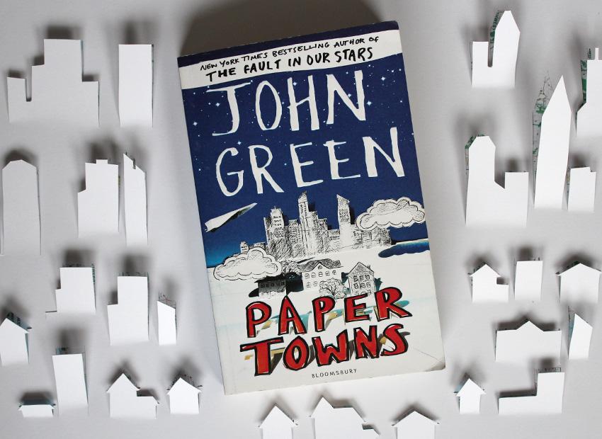 Galerie zum Buch «Paper Towns»