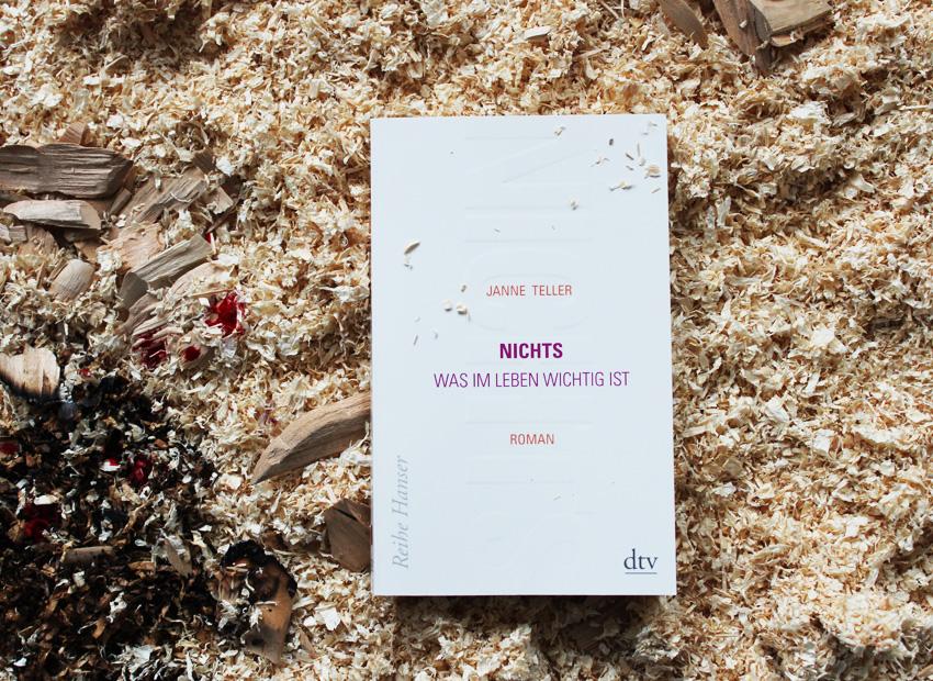 Galerie zum Buch «Nichts: Was im Leben wichtig ist»