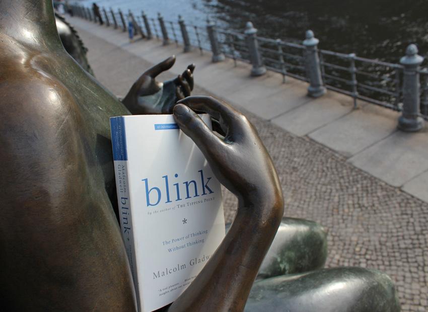 Galerie zum Buch «Blink»
