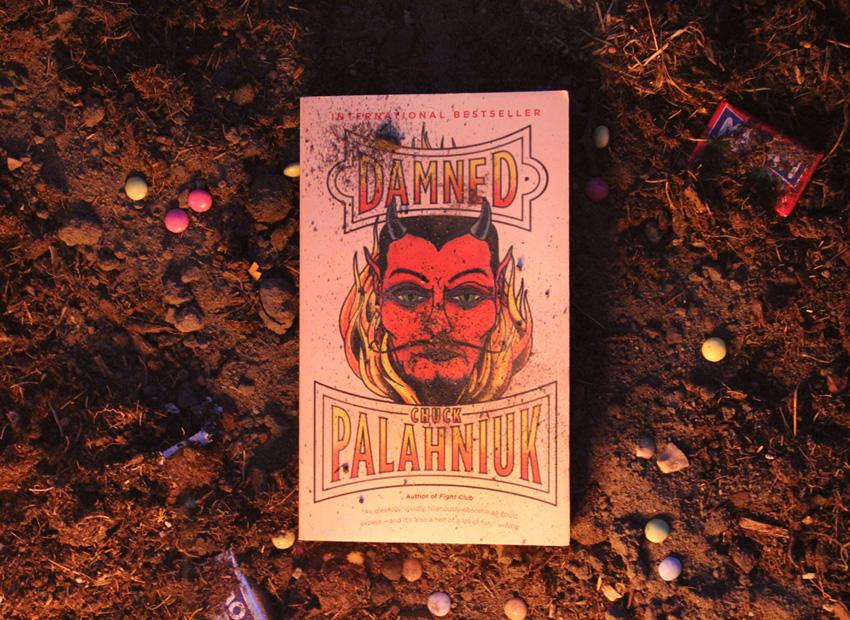 Galerie zum Buch «Damned»