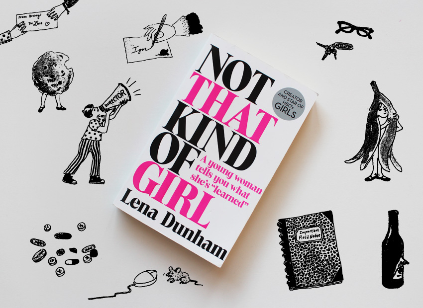 Galerie zum Buch «Not That Kind of Girl»