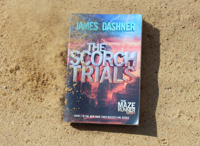 Buchumschlag von The Scorch Trials