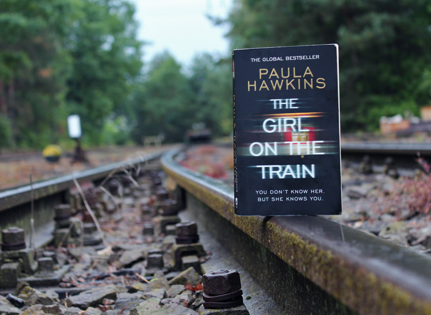 Galerie zum Buch «The Girl on the Train»