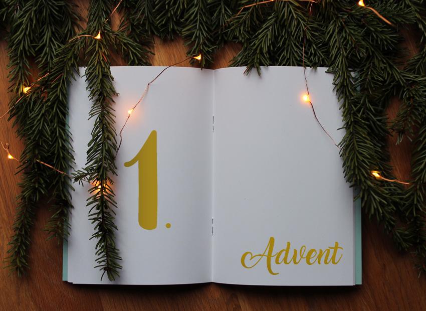 Bild von «Advent Advent 1 Lichtlein brennt»